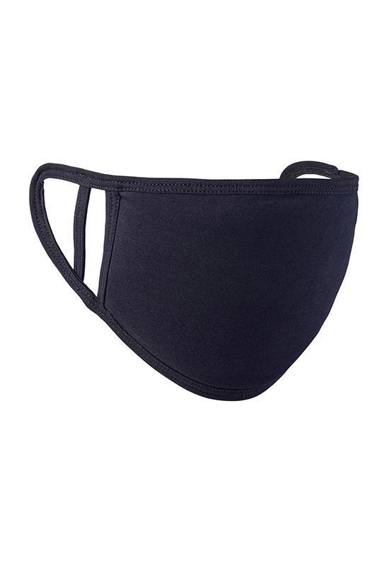 Musta kangasmaski